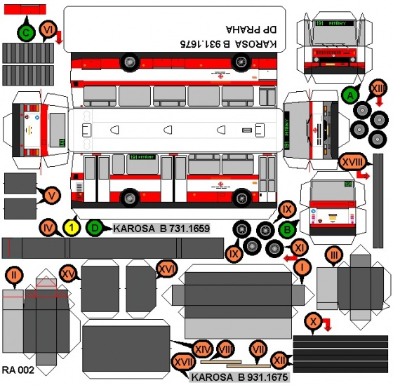 Karosa B 931 Praha 2