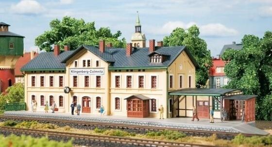 Obrázek z originálu stavebnice, foto: Auhagen
