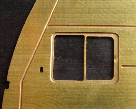 Okno strojvedoucího