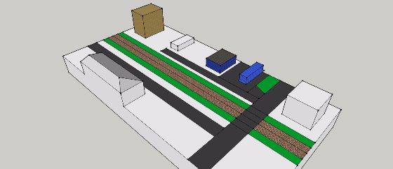 modul layout