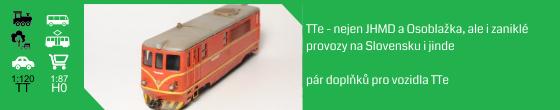 TTe / JHMD 760 mm